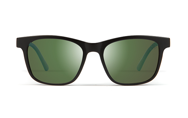 Wildgo ONYX SUN, black/green, medium