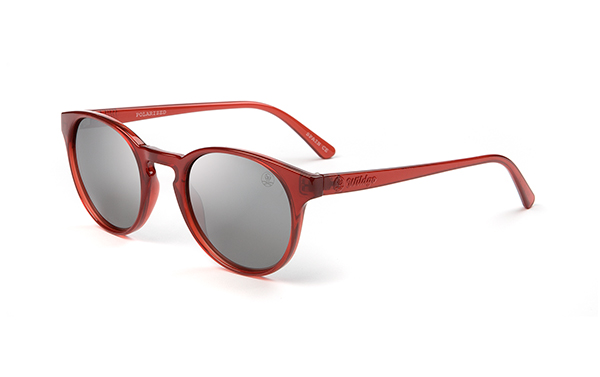 Wildgo RUBY SUN, red/grey, medium